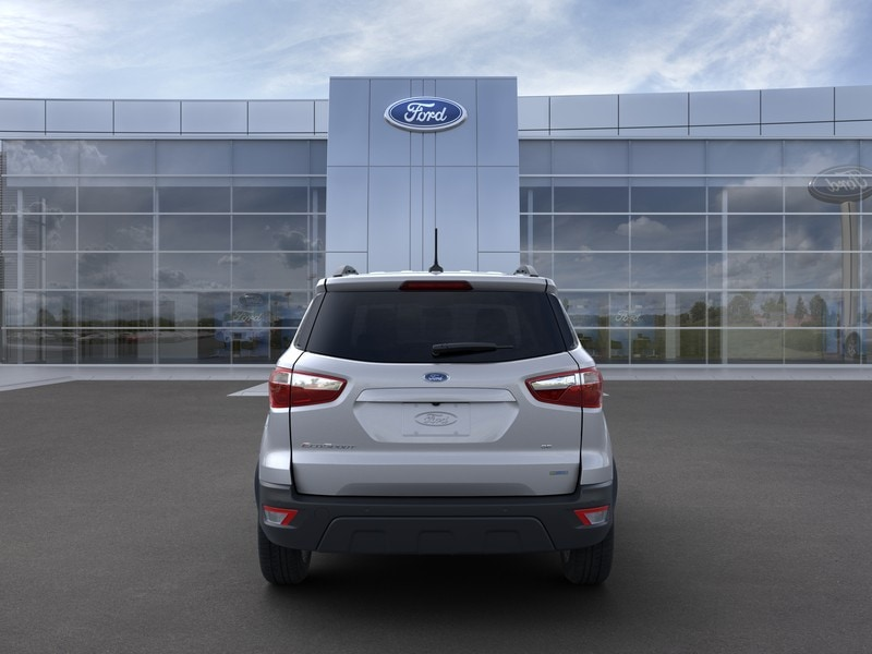 New 2020 Ford EcoSport SE